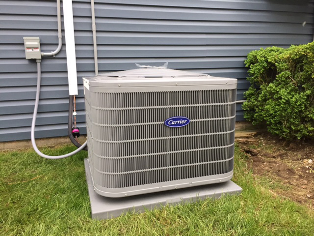 Carrier Air Conditioning Installation