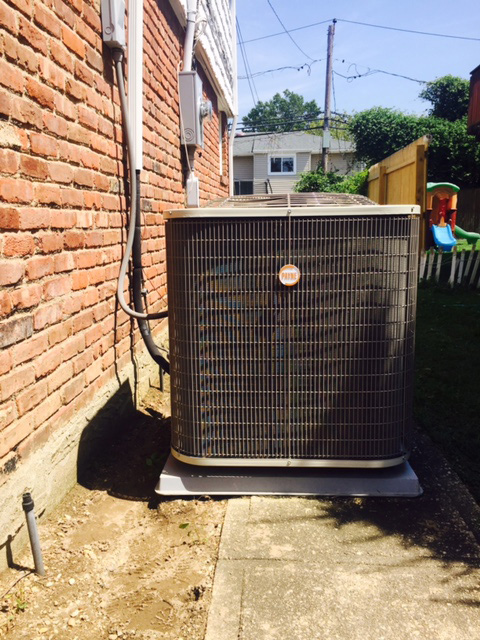 Payne Air Conditioning Installation
